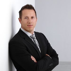 Geschäftsführer Michael Prinz